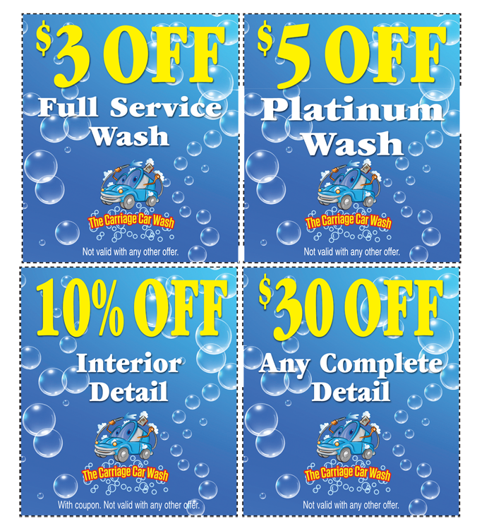 carriage coupons 1